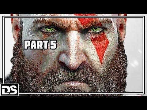 God of War PS4 Gameplay German #5 - Brok der Meisterschmied - Let's Play God of War 4 Deutsch