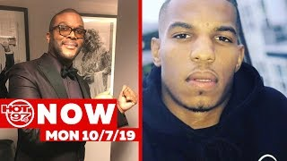 Congrats Tyler Perry + 50 Cent Working On DocuSeries Based On 6ix9ine + Justice For Joshua Brown