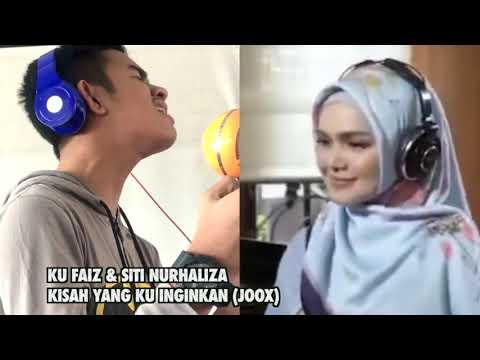 Ku Faiz duet dengan Siti Nurhaliza - Kisah Yang Ku Inginkan