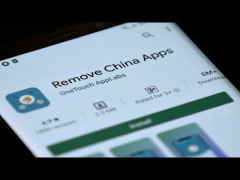 Приложение по удалению китайских программ со смартфона стало хитом
