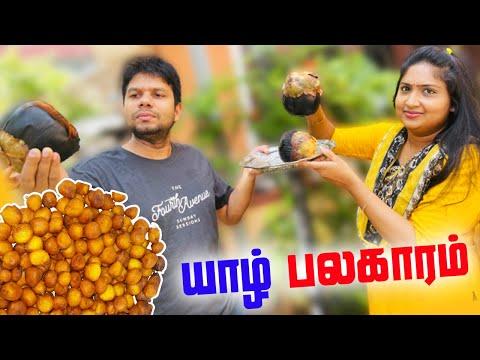 Jaffna Tasty Food   Sri Lanka   Rj Menaka   Rj Chandru Vlogs
