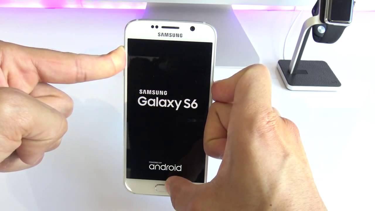 Samsung galaxy s6 edge как разблокировать