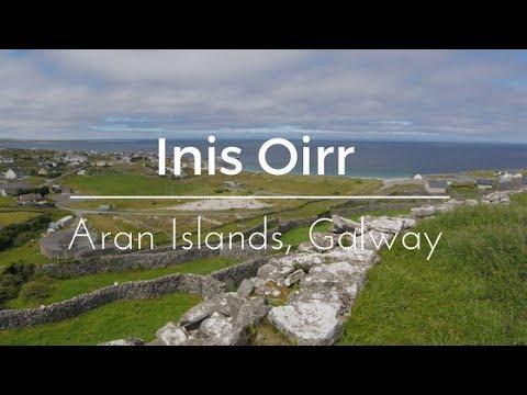 Inis Oirr, Aran Islands.