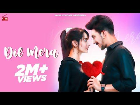 Magic - Dil Mera (Official Video) Mr & Mrs Narula |Magic | New Punjabi Song 2020 |Fame Studioz