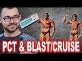 PCT und Blast & Cruise - Absetzen oder Dauer-On? - Nähkästchen