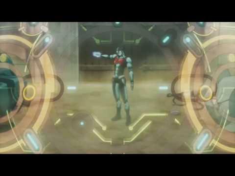 Atom: The Beginning「 AMV 」-  Nightcore Lucky Strike