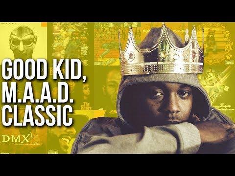 Kendrick Lamar: Good Kid, m.A.A.d. Classic