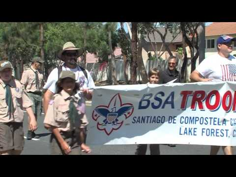2016 Lake Forest Fourth of July Parade