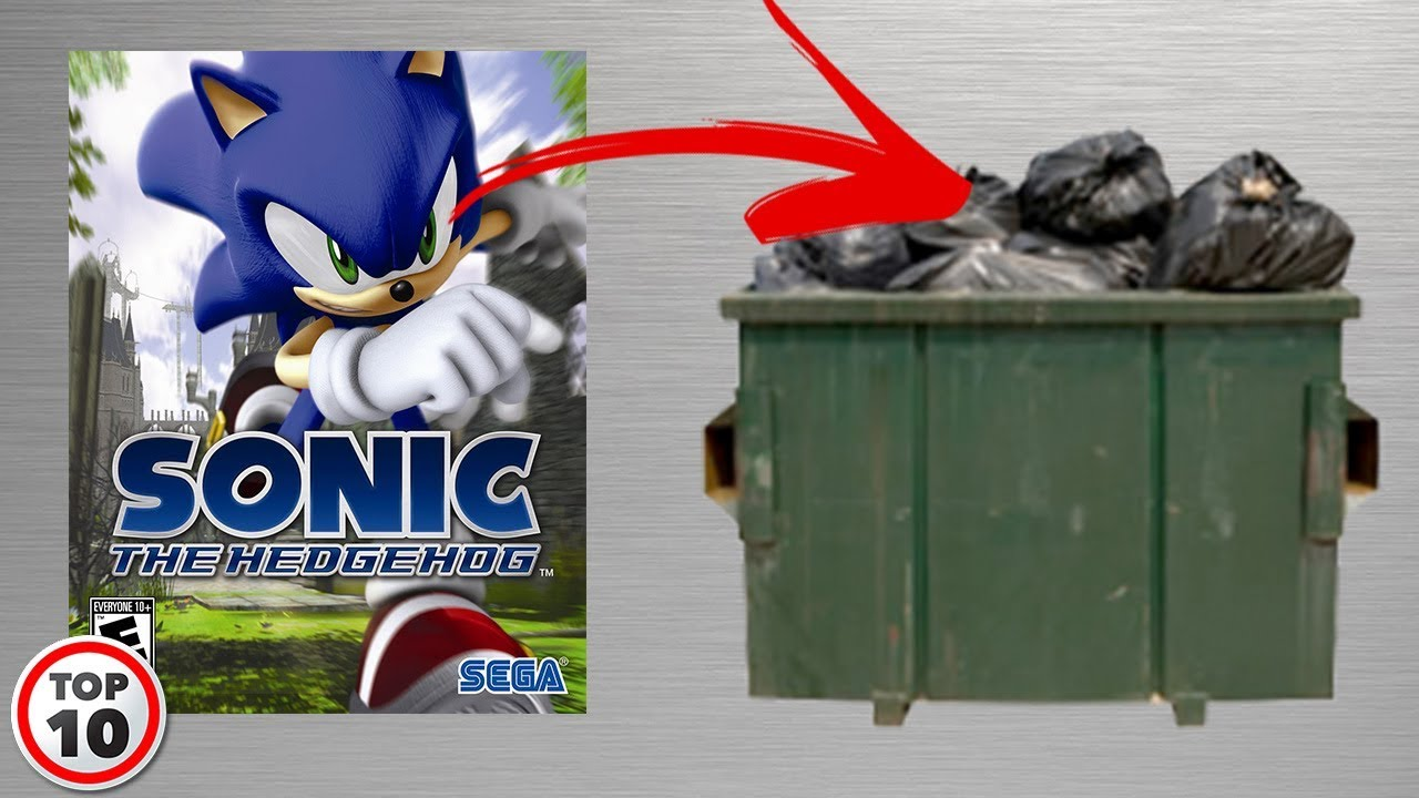 Every Main Sonic Game Ranked, Worst to Best | Tom's Guide