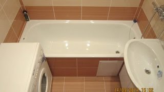 видео Акриловые ванны в Казани – купить ванну в интернет-магазине