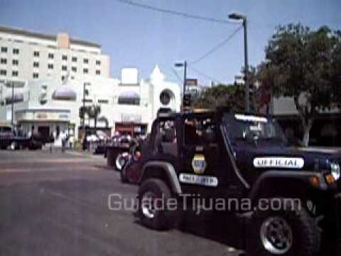Tijuana Street Tour 2008