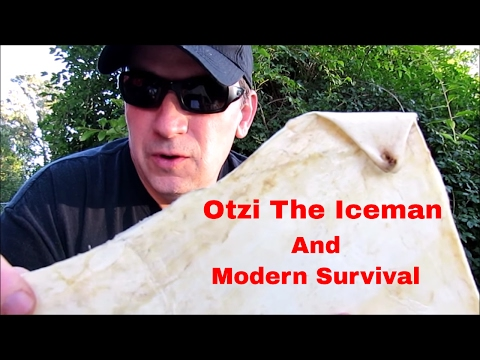 Otzi The Iceman And Modern Survival