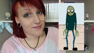 Salad Fingers: Theory Friday