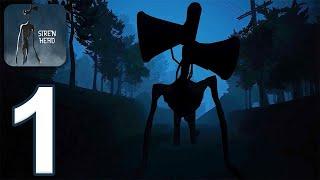 Siren Head: Horror Game - Gameplay Walkthrough Part 1 - Tutorial (iOS)