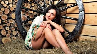 Украинское Село Осенью | Ukrainian Village