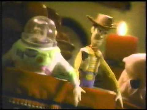 Burger King Christmas Commercial - 1995