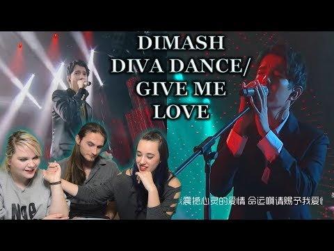 Musician Hears Dimash For The First Time!! | Diva Dance AND Give Me Love