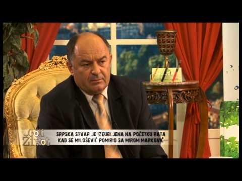 Goli Zivot - Simeon Cuturic - (TV Happy 18.10.2014.)