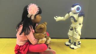 Application of NAO Robot for children with Autism thumbnail