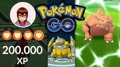 Shiny-Rihornior Community Day! Ich entwickle mein 100% Rihorn | Pokémon GO Deutsch #1308