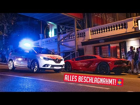 Hypercar Monaco Nightlife 2019 | RB Engineering