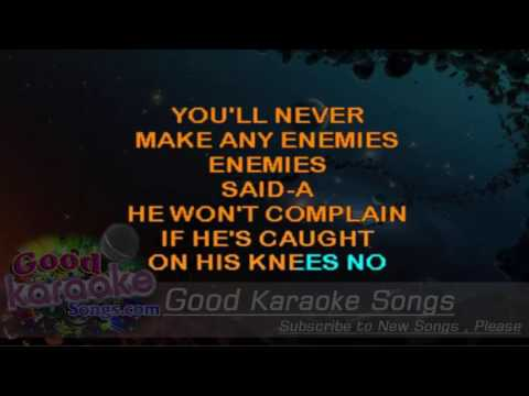 Beautiful Loser -  Bob Seger (Lyrics Karaoke) [ goodkaraokesongs.com ]