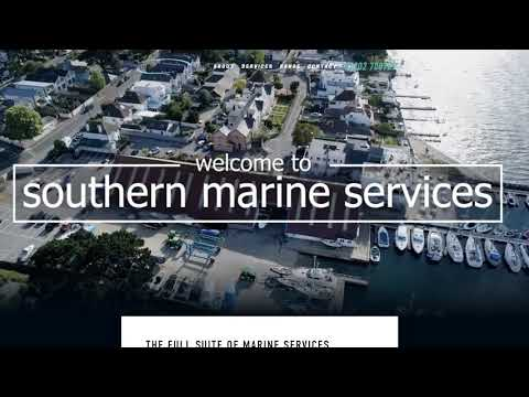 Southern Marine Services | Website Roller