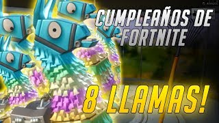 FORTNITE ? OPENING FORTNITE'S BIRTHDAY CALLS!! | SAVING THE WORLD 5.1