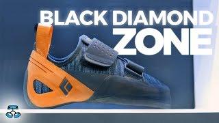 Black Diamond Zone \u0026 Zone LV climbing