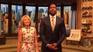 Kelly & Michael Congratulate J. Lo #JLoFirstLove