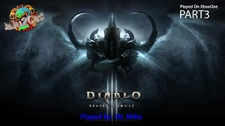 Diablo 3 Gameplay with mr. mike Part3