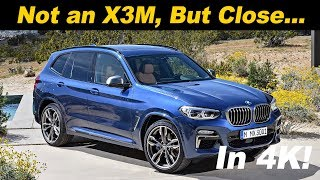 2019 BMW X3 M40i - X3 Finally Gets M-Power