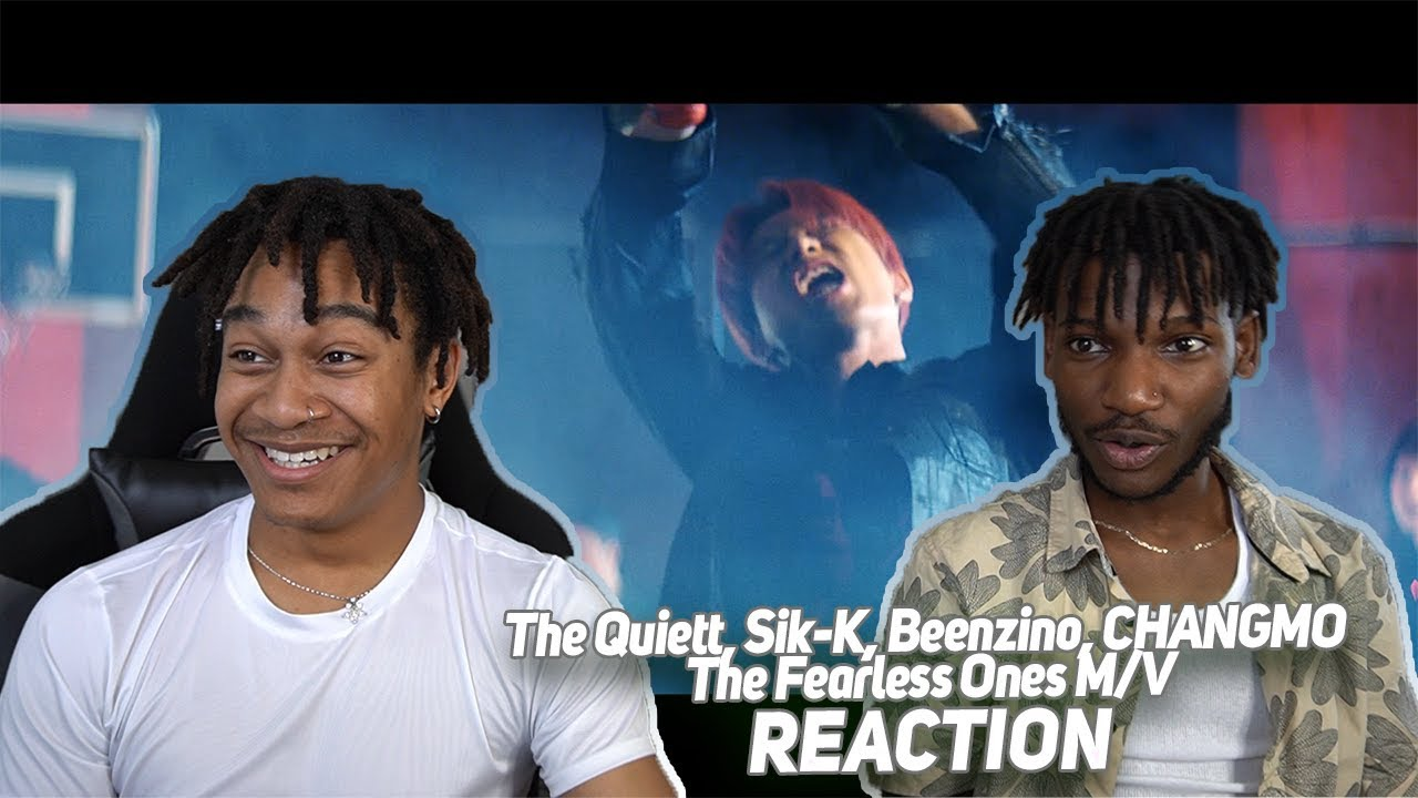 Download The Quiett, Sik-K, Beenzino, CHANGMO - The Fearless Ones M/V - REACTION