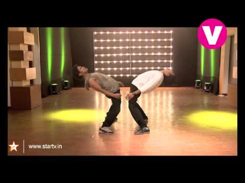 V Dil Dostii Dance - A stunning performance by Rey and Swayam