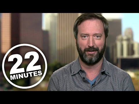 The ridiculous reason Tom Green was fired by President Trump | 22 Minutes
