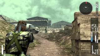 Metal Gear Solid: Peace Walker Gameplay (PPSSPP on PC)