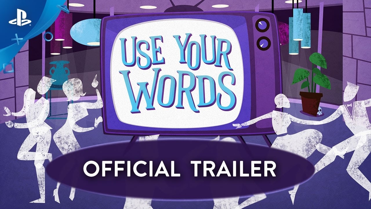 use your words official trailer ps4 youtube