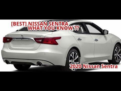 Best 2020 Nissan Sentra Youtube