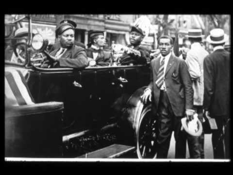 marcus garvey and booker t washington