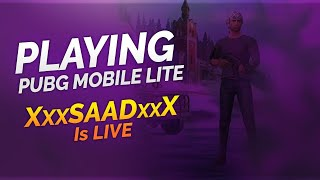 |PUBG Mobile Lite Live Stream | rank push |PUBG mobile LITE live|GAMEPLAY TIPS FOR|PUBG mobile lite|