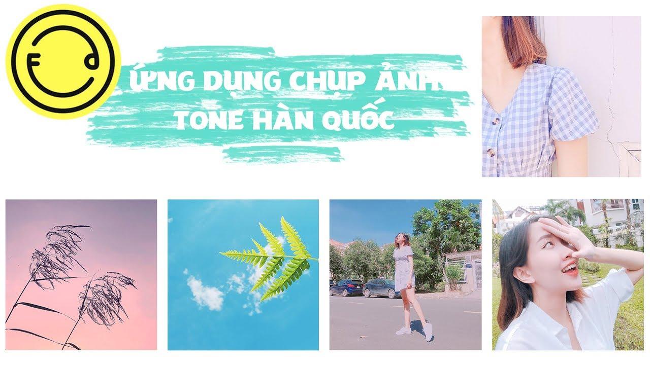 Ứng dụng này sẽ giúp bạn chụp, chỉnh ảnh tone màu Hàn Quốc Cực Nhanh, Công bố Giveaway