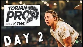 @CrossFit Games  SEMI FINAL / TORIAN PRO DAY 2 / FULL RECAP