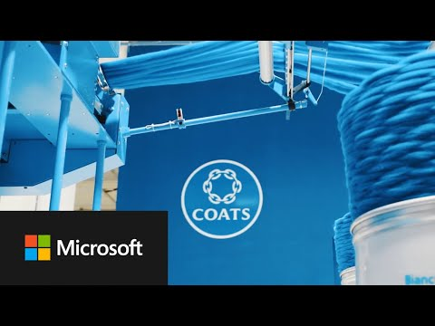 Coats stays agile and responsive under any conditions with Microsoft solutions