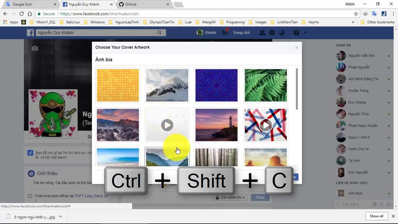 #Tips: Hướng dẫn tạo video ảnh bìa facebook trong 2 phút