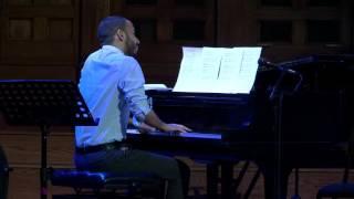 Bay Đi Cánh Chim Biển - Đức Huy / Patrick Hewan solo piano