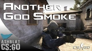 CS:GO - Strat Series - Inferno - CT side GOD SMOKE