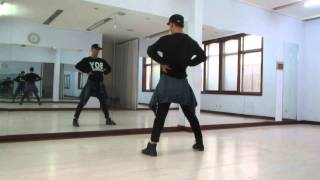JasonDance Beyonce End Of Time Mrs. Carter Show Dance Cover