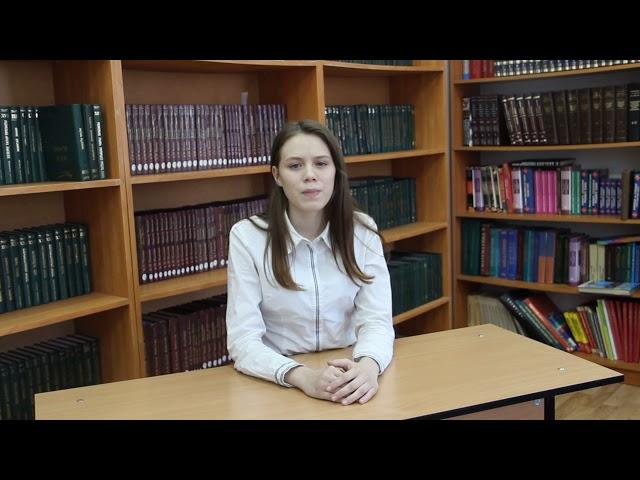 Изображение предпросмотра прочтения – ЕкатеринаЖуланова читает произведение «Она как прежде захотела» А.А.Блока