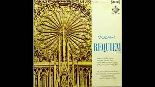 Mozart ‎– Requiem In D Minor Karl Richter Münchener Bach-Orchester