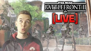 ⚡BATTLEFRONT 2 LIVE - Last Day Of The Vehicle Weekend!